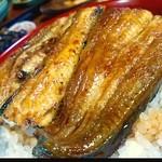 富田屋  - 料理写真:皮はカリカリ、身はフワフワ