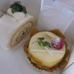 ラシェットブランシュ湘南 - ケーキ