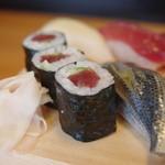 鮨 芝大門水野 - 海苔巻(のりまき)