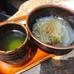 龍頭之茶屋 - トコロテン