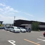 桜珈琲 - 店の外観