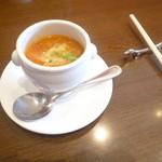 39048427 - スープ