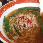海味亭 - 料理写真:台湾ラーメン