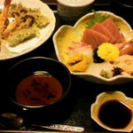 にごり沢 - 和定食1300円