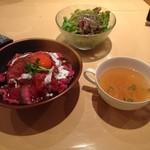 39050143 - ローストビーフ丼