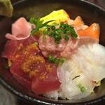 39050195 - 咲くらの海鮮丼