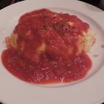 イワクラ - オムライスのトマトソースケチャップ風味