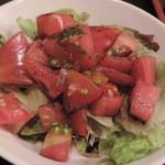 イワクラ - トマトサラダ