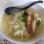 39053539 - 鶏パイタン麺