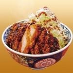 坂井精肉店 - 肉厚ソースかつ丼