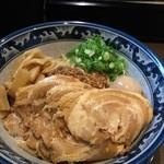 伊勢ラーメン88 - 27年6月16日訪問 新製品サンラー麺850円にチャーシュー増し