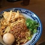 伊勢ラーメン88 - 27年6月16日分 サンラー麺 メンマ増し