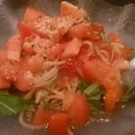 夢ごこち - フレッシュトマトの冷製パスタ