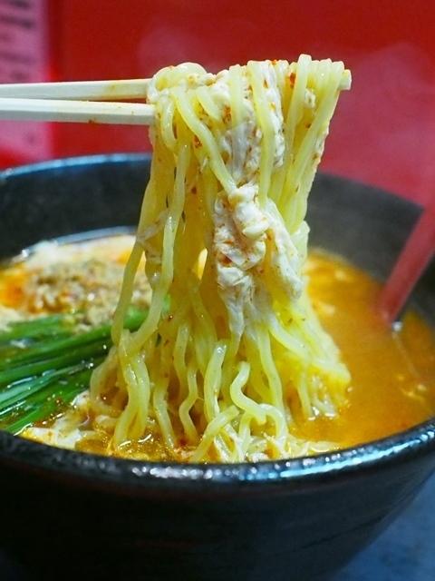 辛麺鶴商店