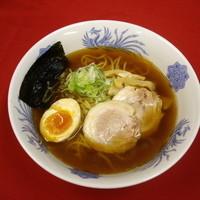 麺処 山百合 - 醤油ラーメン