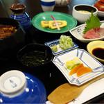 Hitsumabushibinchou - ひつまぶし大名御膳税込4212円