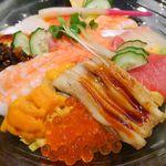にぎり長次郎 - 料理写真:江戸前寿司