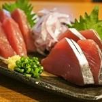 ほまれ菜食堂 - 【季節限定】鰹の刺身
