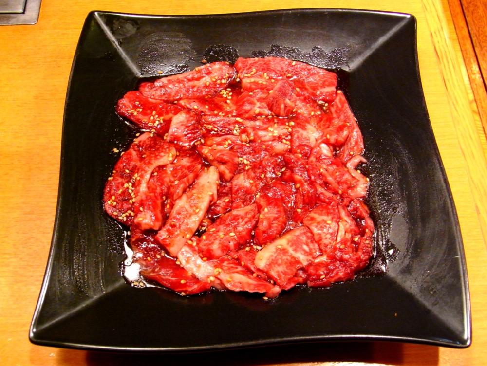 焼肉ロード