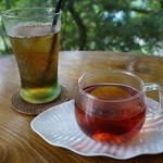 カフェ ギュット - 沖縄県産 金川紅茶