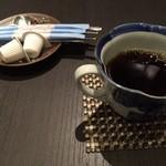 39061161 - ランチにはコーヒーサービス