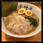 秋葉原ラーメン天神屋 - 特製らーめん 880円