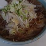 王将ラーメン - 野菜ラーメン(醤油)680円