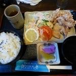 パーシモンカフェ - 料理写真: