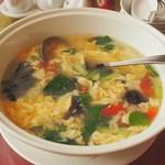 39063502 - トマトスープ