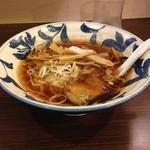 倉一廊 - 20150603 煮干中華麺