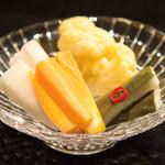 南あわじ美食農園オリザ - 夏野菜のピクルス