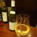 Vin Verre - 2015.06 → 白ワインから