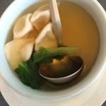 シーホース - スープぎょうざ