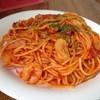 真里夢 - 料理写真:ナポリタン。懐かしい味。