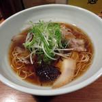 老麺 田ぶち - しょうゆラーメン