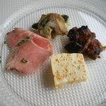 マーレ・デッラ・パッスィオーネ - 前菜