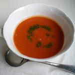 マーレ・デッラ・パッスィオーネ - トマトの冷製スープ
