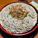 常念 - 「山葵蕎麦」(2013.04)