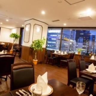 味、雰囲気ともに高級感あるレストランです
