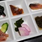 能登輪島 - 石川の彩り 6品盛り合わせ