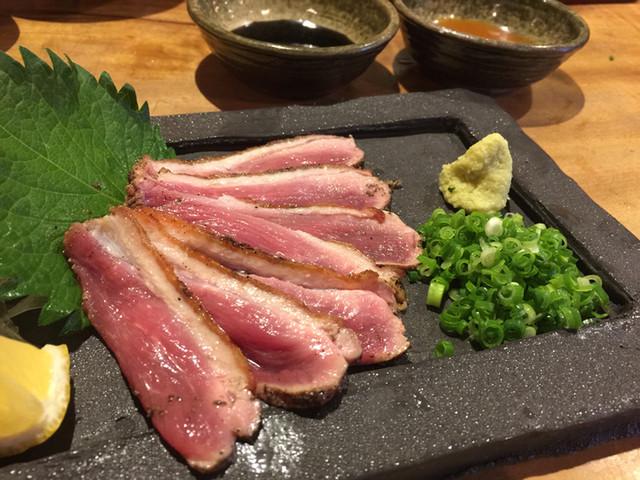 焼鳥 鶏 田村 - 京鴨たたき