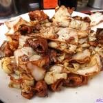 中華料理タカノ - 肉炒め味噌味定食