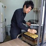 タコ社長 - 料理写真: