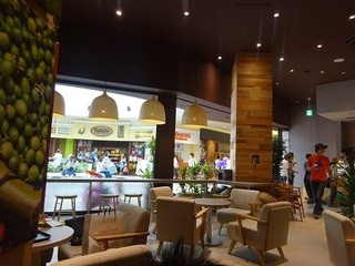 コーヒービーン&ティーリーフ イオンレイクタウンkaze店