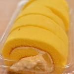 プレシア - ロールケーキ