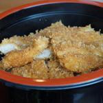 味求縷 - 料理写真:かつまぶしはヒレカツ♪