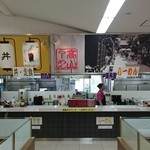 長良川サービスエリア(下り線) フードコートコーナー - 外観写真: