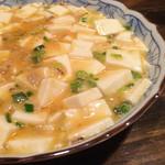安晏 - 上海蟹ミソ豆腐