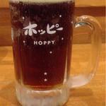 39077311 - 三冷ホッピー黒(410円)