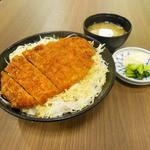 信南レストラン 岳楽彩 - 料理写真:幻豚ソースかつ丼